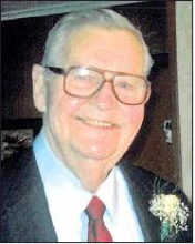 "Mansfield Mourns the Passing of WWII Veteran William ""Billy"" McElroy"