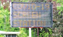 Texas DPS Begins Roadblock Enforcement on Hwy 84