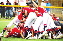 Lady Griffins Battle it out in Semis and Finals to Claim the Softball 4A State Championship
