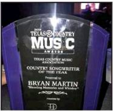 Logansport Native Wins TCMA Country Songwriter of the Year