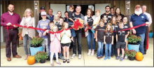 Multiple Ribbon Cuttings in Stonewall Welcome New Businesses