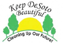 Keep DeSoto Beautiful Parishwide Cleanup Date Set for Saturday, October 19