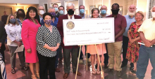 Campbell Awards $1.2 Million in Energyefficiency Grants to Area Governments