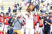 Many Tigers Win Class 2A LHSAA Championship