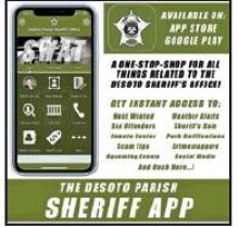 Sheriff Richardson Reveals New iPhone, iPad and Android Apps