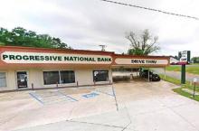 Progressive National Bank – Stonewall Robbed at Gunpoint