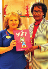 LA Farm Bureau Board Donates Books to DeSoto Library Locations
