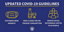 Mask Up Louisiana! Gov. Edwards Orders Statewide Mask Mandate as COVID-19 Continues to Spread Across Louisiana