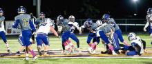 LHS vs Montgomery