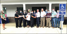 Sabine Chamber Honors DRHS Zwolle Clinic with Ribbon Cutting Ceremony