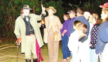 Nighttime Battlefield Tours Program Oct. 23 at Mansfield State Historic Site