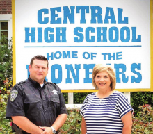 DPSO Expresses Thanks to Central School for Donations