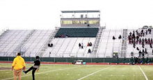 Mansfield Hosted First Game in Newly Renovated Football Stadium