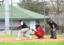 Wolverine Baseball Team Defeats Woodlawn Knights 13 - 1 on March 24