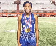 Fastest Girl in Texas 2A – Joaquin's Victoria Byrd