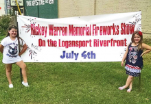 Annual Rickey Warren Memorial Fireworks Show to Light Up Logansport's Riverfront