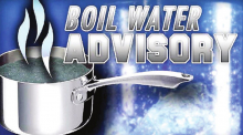 Boil Advisory Issued for Rambin Water System