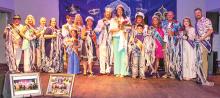 Krewe of Demeter VI Celebrates Coronation
