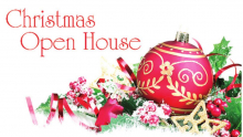 DeSoto Libraries Announce Christmas Open House Dates