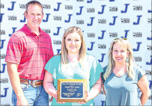 JHS Announces Valedictorian, Salutatorian for Class of 2020