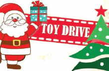 Christmas Toy Drive Underway in Mansfield