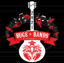 Inaugural Bugs & Bands Crawfish Boil Contest and Festival Slated for This Weekend