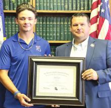 Sheriff Announces DeSoto Scholarship Recipients
