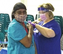 All Essential Workers Eligible for COVID-19 Vaccine in Louisiana