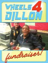 Sheriff and Bringing Joye Program Hosting Fundraiser for Dillon Cotton