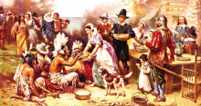 A Brief History of the First Thanksgiving and How it's Evolved from There