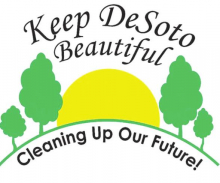 Keep DeSoto Beautiful Receives Grant to Fund Litter Awareness Campaign
